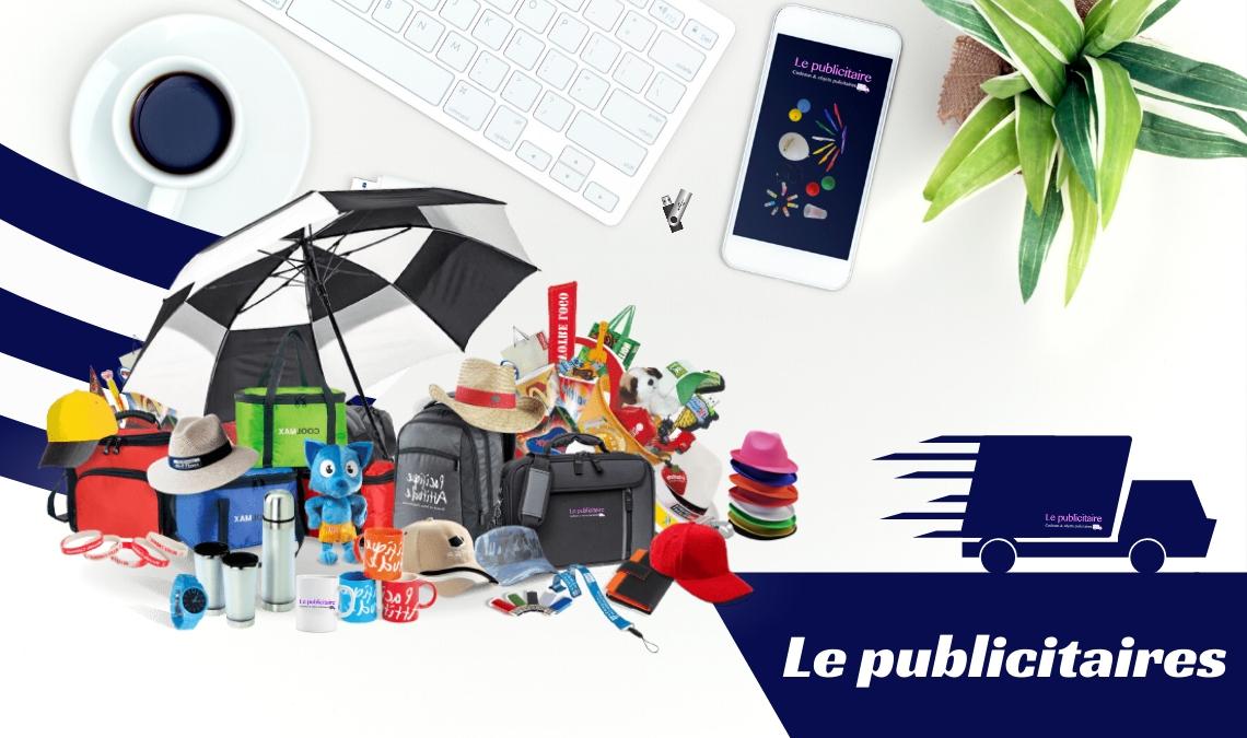 vente objet publicitaire Maroc