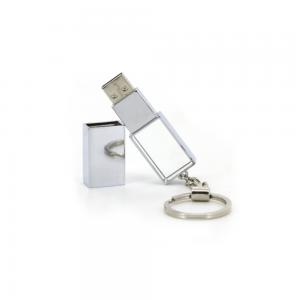 Clé USB CRISTAL publicitaire
