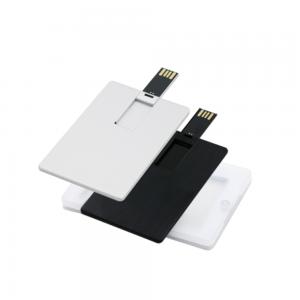 Clé USB carte publicitaire personnalisable