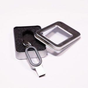 Clé USB cristal personnalisable