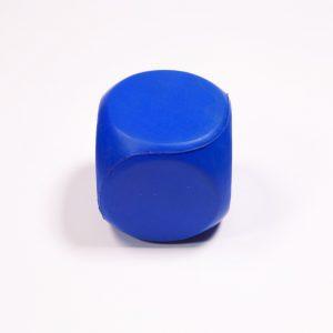 Balle antistress carré personnalisable