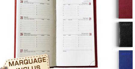 agendas Notebook maroc